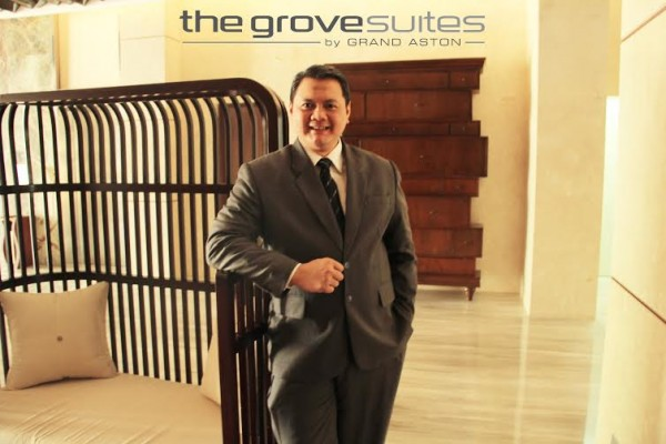 Freddy Triono, GM The Grove Suites