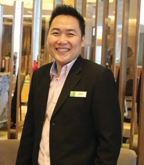 Christian Helmy Windarto S.E, B.BA, Director of Sales & Marketing Holiday Inn, Kemayoran Jakarta