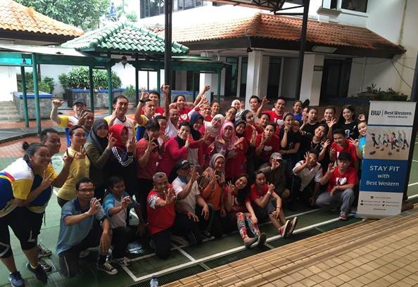 Stay Fit with Best Western 2